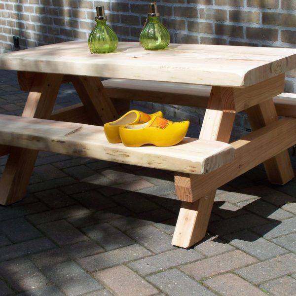 kinderpicknicktafel - mini picknicktafel voor kinderen