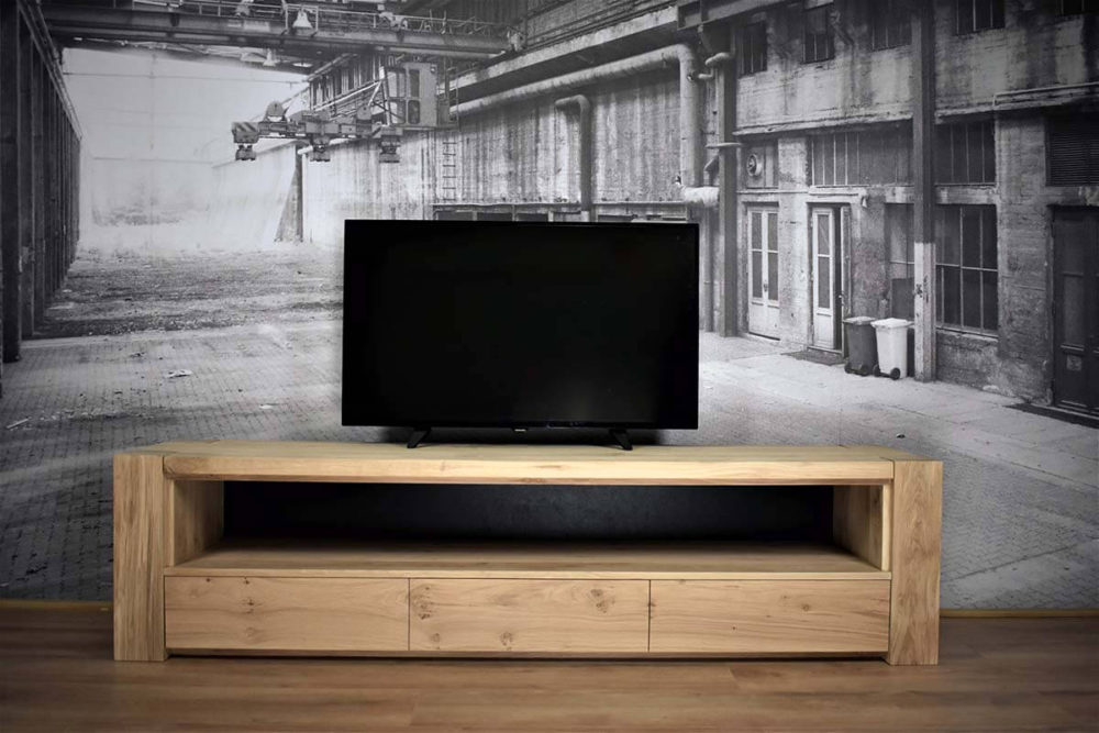 Massief eiken TV Meubel | Camon
