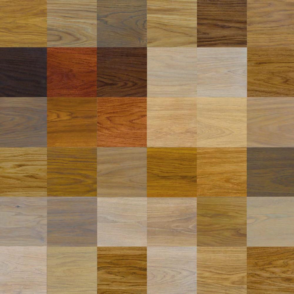 Interieur Samples - Extra kleuren