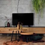 Zwevende TV Meubel van hout kopen?